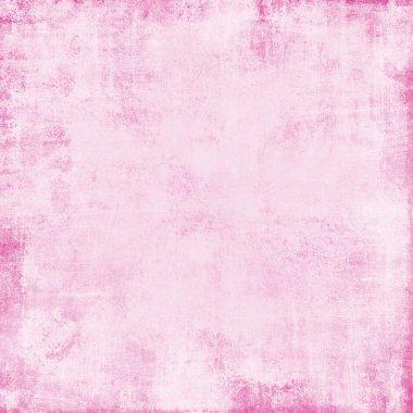 Pink - white shabby texture