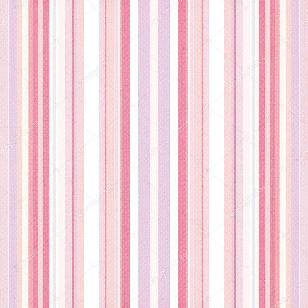 Background With Colorful Pink Beige Purple And White Stripes