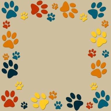 Animal paws