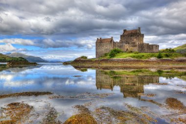 Eilean Donan castle, Highlands, Scotland, UK