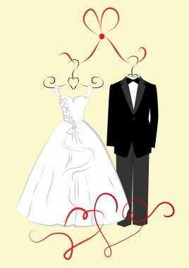 Clothing for weddings