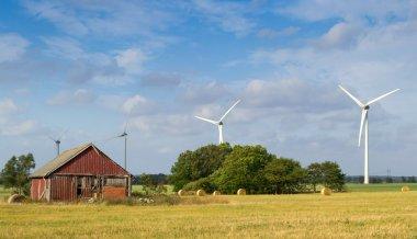 Swedish agriculture landscape