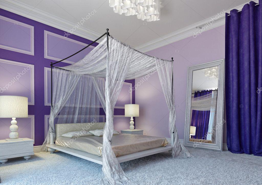 Arabische Schlafzimmer — Stockfoto © annamarynenko #12199520