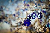 amuleti a forma di occhio per proteggere contro il malocchio