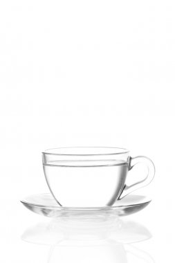 Cup of hot water