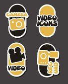 Video ikony