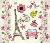 Miluji Paříž