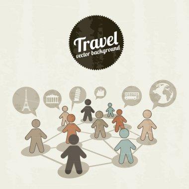 travelers icons