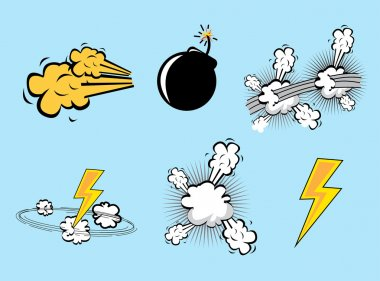 comics icons