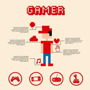 gamer pixel
