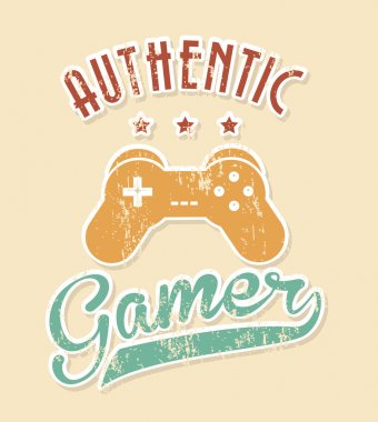authentic gamer