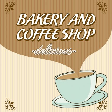 bakery and coffee