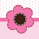 květinový design