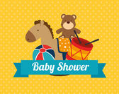 Baby sprcha design