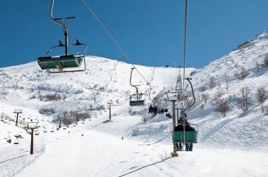 Mount Hermon.