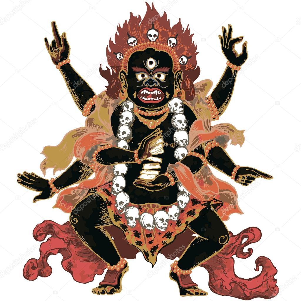 Lucifer Hindi: Stock Vector © Zhaconda #45445957