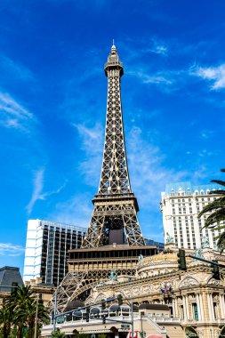 Eiffel tower on Strip, Las Vegas