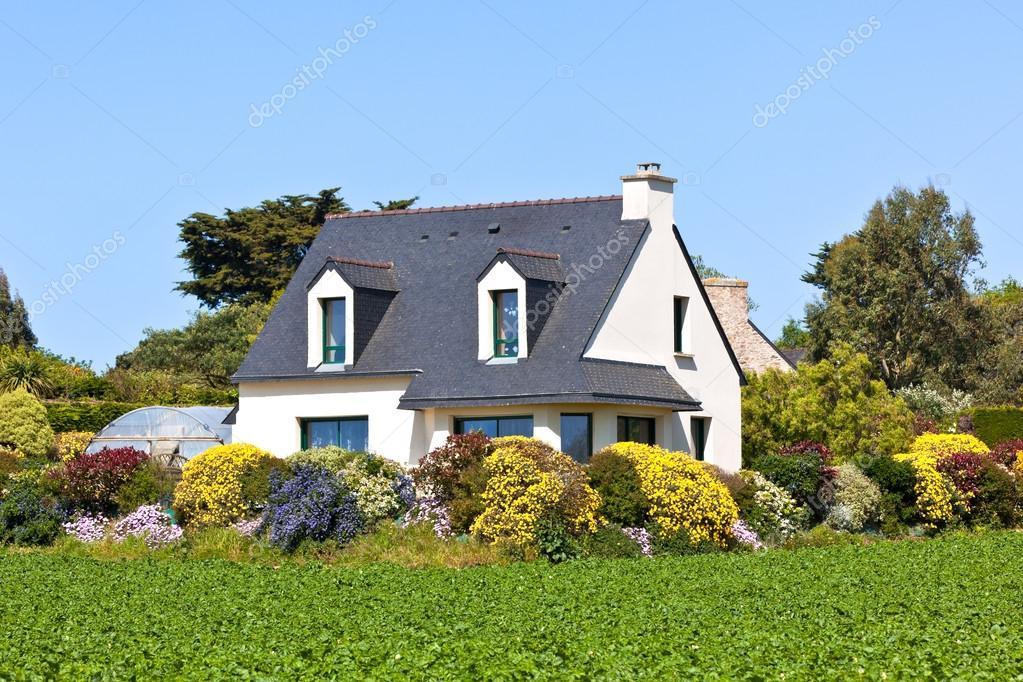Suburban House in Western France