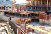budování staveniště