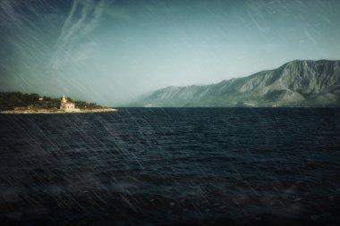 Chapel ashore