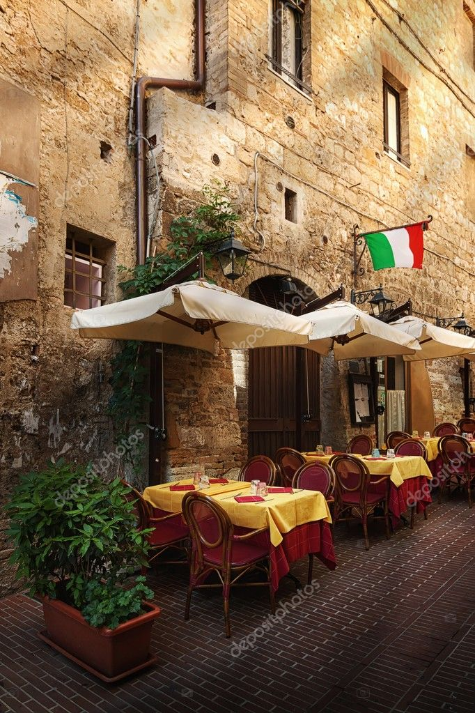 Picturesque nook of Tuscany