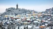 Zima v Štramberk