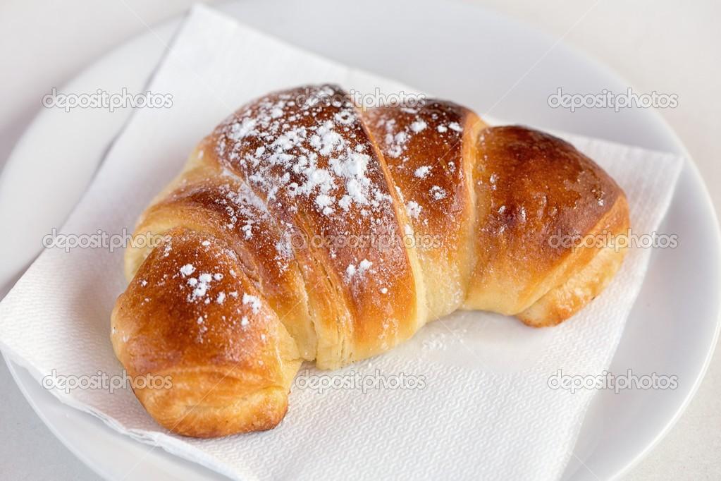 Croissant Fait Maison Photographie Pitrs10 C 31002797
