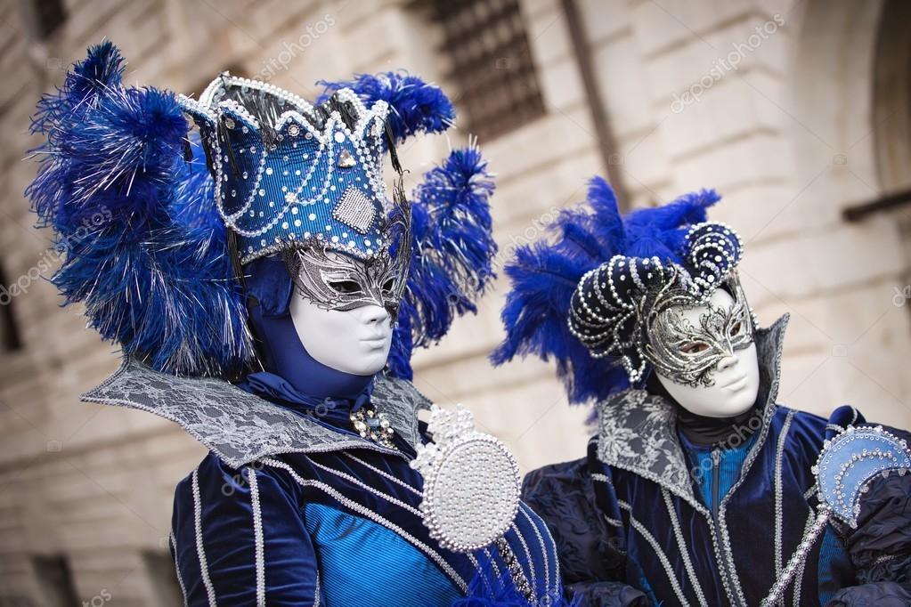 karneval maske in venedig venezianische kost m stockfoto pitrs10 42236577. Black Bedroom Furniture Sets. Home Design Ideas