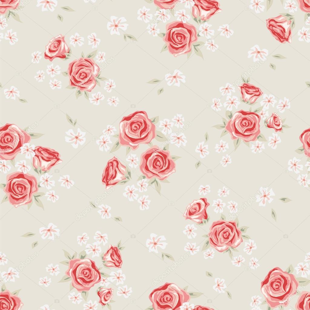 Rose background 2