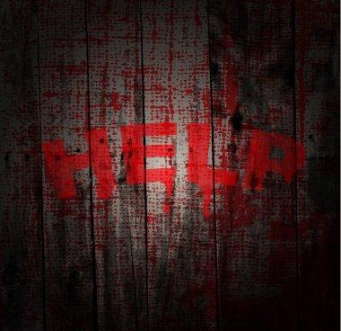 help Horror background
