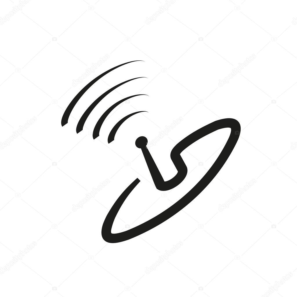 Satellite Dish Stock Vectors Royalty Free Satellite Dish