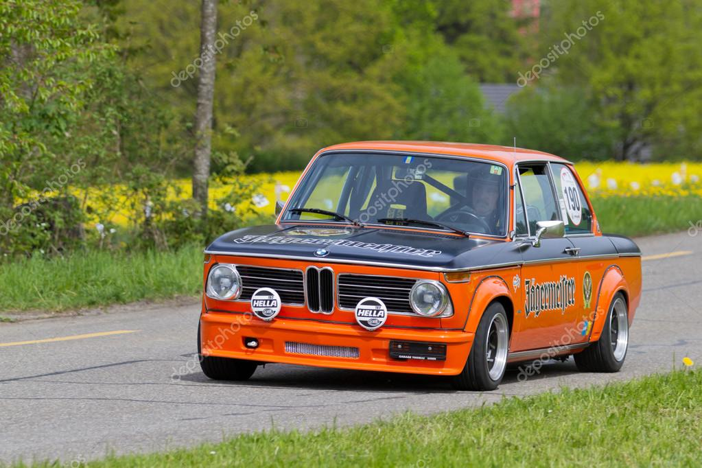 Bmw 2002 Tii Race Car >> Vintage race touring car BMW 2002 Tii from 1974 – Stock Editorial Photo © mlehmann #12486449