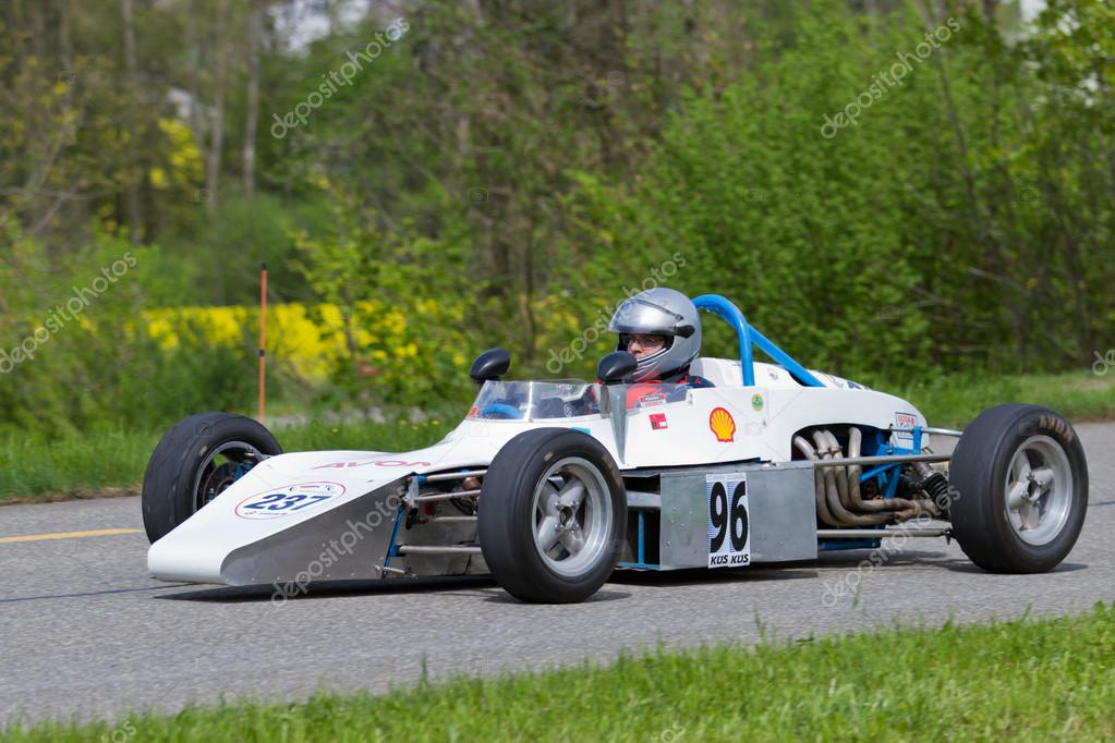 Vintage race car Royale RP 21 Formel Ford from 1976 – Stock ...