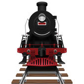 Fotografie Steam locomotive