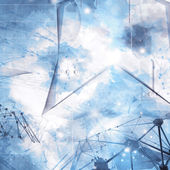 Abstract background as science concept