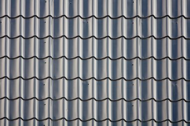 Roof tile architecture construction exterior texture detail stock vector