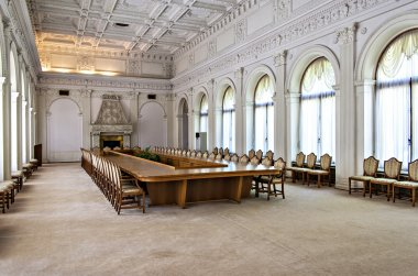 Meeting room in Livadia palace