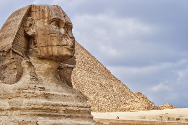 The Sphinx - guardian of the pharaos