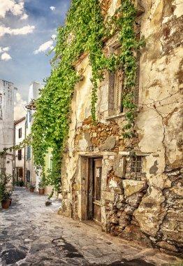 Chania old street