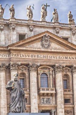 Saint Peters Basilica Rome