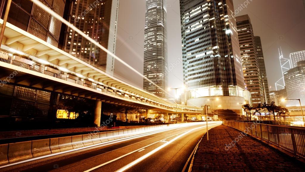 Фотообои hongkong