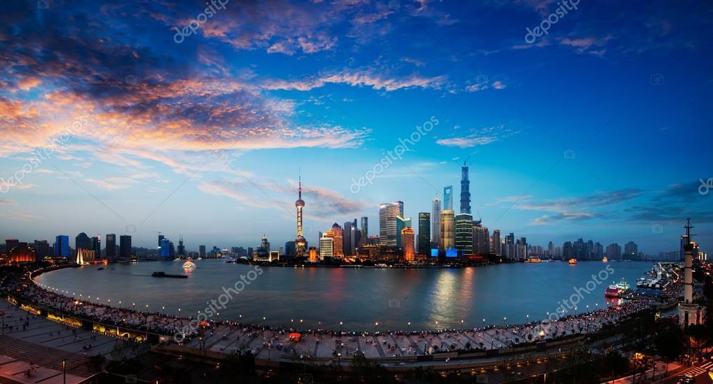 Фотообои shanghai china