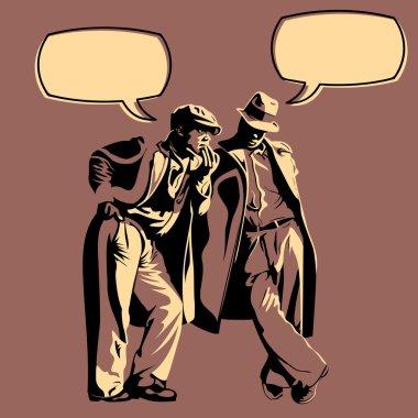 Men's discussion