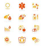 cukrovka ikony - šťavnaté série