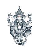 Indický Bůh Ganéša