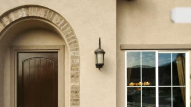 Home For Sale Immobilien Zeichen und neues Zuhause
