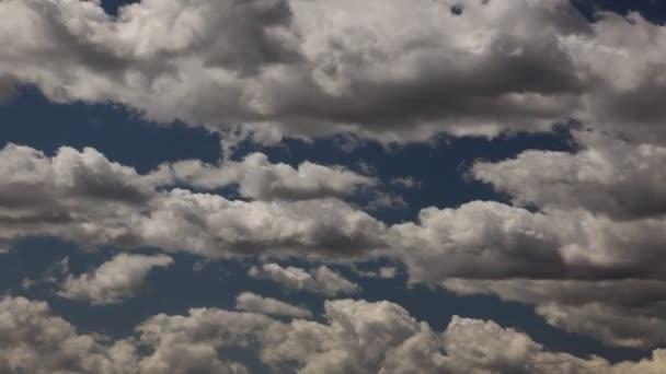 Time-Lapse mraků a oblohy