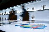 Fotografie Barcelona - Spanien, 19 december: fc barcelona museum inaugura
