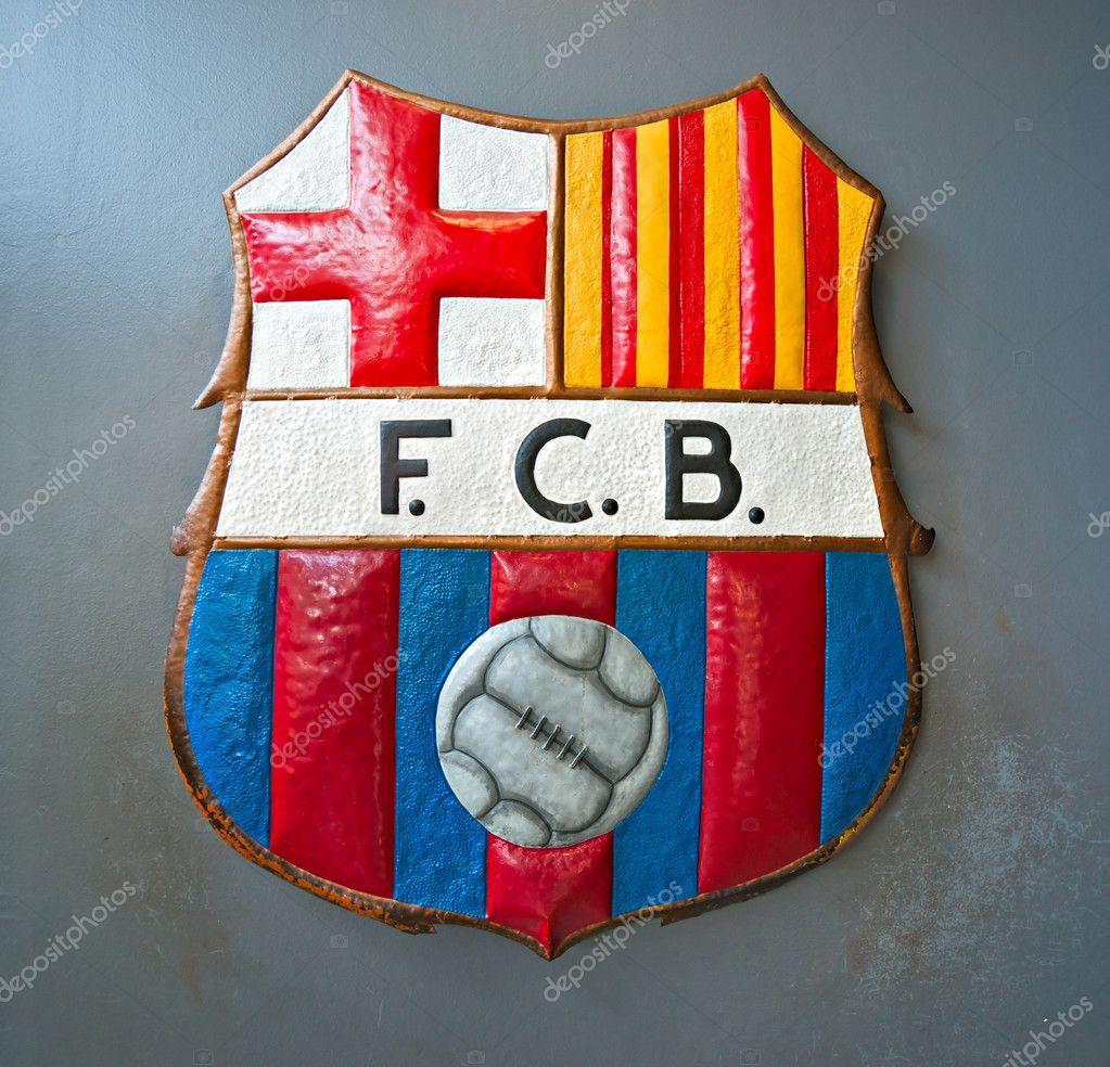 fc barcelona symbol ストック編集用写真 masterlu 12236757