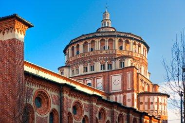 Church of Santa Maria delle Grazie, Milan, Italy,